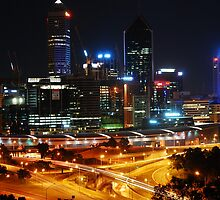 Perth Skyline by photoacct