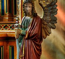 St. Michael's Angel by Donald Menges