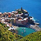 Vernazza by Robert Case