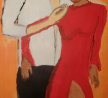Tango With Me by Alison Pearce