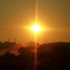 Orange sun.. by shutter-bug1