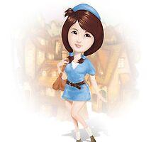 Ayako by ekim79