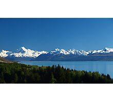 Mt Cook I Photographic Print