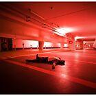 I parked my body by Richard Vantielcke
