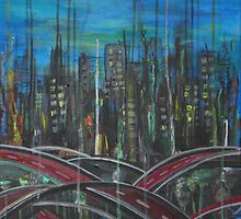 Selective urbanism by Lior Goldenberg
