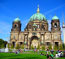 Berlin Cathedral by ciaobella2u