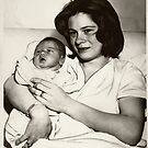 First Baby of the year 1966 by Marjorie Wallace