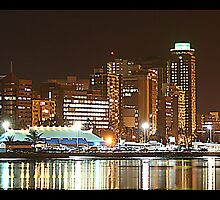 Durban Panorama by Colleen Smith