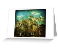 The Serenity (La Serenissima) Art & Poetry Greeting Card