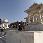 A temple by debjyotinayak
