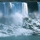 Niagara on the Rocks by LeftHandPrints