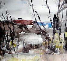 Springtime by May Hege  Rygel