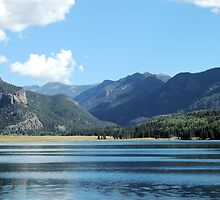Williams Lake by Vendla