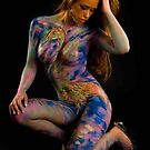 playmate merel by yoyoart by yoyoart