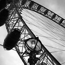 The London Eye by UrbanDog