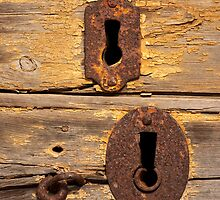 Curious About Key Holes by Elisabeth van Eyken