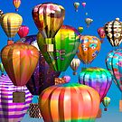 99 Luftballons by Desire Glanville AKA DevineDayDreams