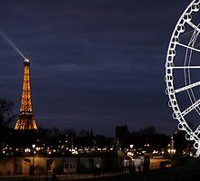 Scanning Paris by fflleeee