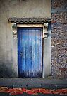 Chapel Door by Nigel Bangert