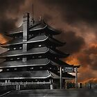 The Pagoda by Lori Deiter