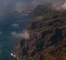 Los Gigantes - From Above by Kasia-D