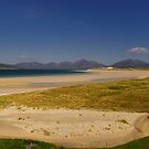 Harris: Luskentyre Beach by Kasia-D