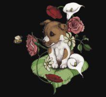 Puppy Bouquet Kids Clothes