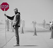 STOP - Print by Mark Podger