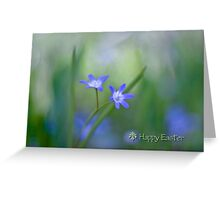 Overflowing beauty Greeting Card