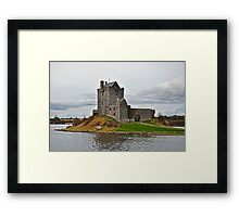 Dunguaire Castle, Kinvara, Co. Galway . Framed Print