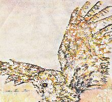 Owl and Mouse by George Coombs