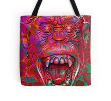 Primordial Scream Tote Bag