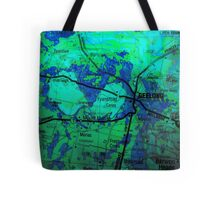 maps ...  Tote Bag