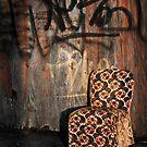 Curbed Chair by Mark David Barrington