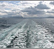 The Scottish Mainland - Ullapool to Stornoway, Western Isles by BlueMoonRose