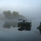 Dawn over the Daintree River by thebeachdweller