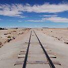 Railway to? by Timana