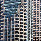 Windows of Boston  by clizzio