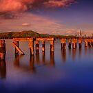 Lake Hume by John Vandeven
