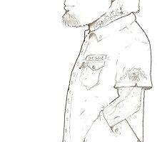 The Tat Inspecter by Chuck Vest