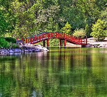 Pond Bridge (HDR) by ECH52