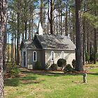 """Chapel at River Country Campground ~ Gadsden, AL"" by ArtistJD"
