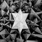 deepening mystifications of the star pyramid  by Matthew Scotland