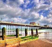 Worthing Pier by Colin  Williams Photography