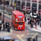 Toy Town London 2 by G. Brennan