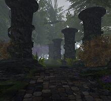 Anwyn Forest by elsbethwriter
