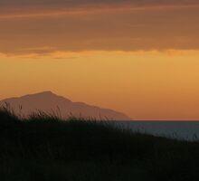 Tranquil Sunset by Andrew Bennett
