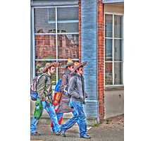 Three Amigos Photographic Print