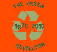 30 Years of The Green Revolution by taiche