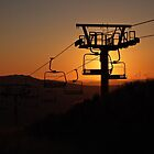 Buller Sunrise by Craig Mitchell